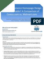 Eye Tracking Homepage Study - Customer Experience Labs Hybrid Homepage Study