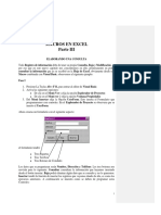 Macros en Excel Parte III