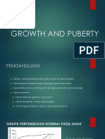 Growth and Puberty