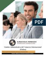 Mf0242 3 Gestion Administrativa Del Comercio Internacional Online