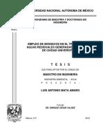 Biodiscos UNAM