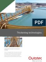 MinPro Thickening Technologies