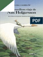 El Maravillosos Viaje Nils Holgersson