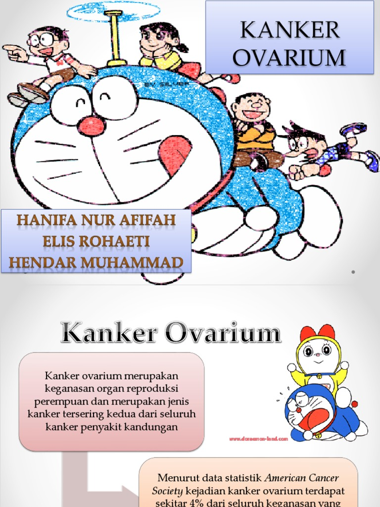 kanker ovarium ppt