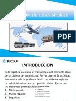 Tecsup Log Distribucion - 2014