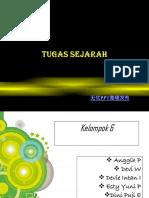 45094240 Akulturasi Budaya Hindu Budha Islam Di Indonesia Ppt