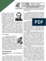 História - Pré-Vestibular Impacto - Sociologia - As Principais Correntes Teóricas I
