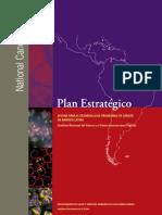 1. Plan Estratégico Para El Desarrollo de Programas de Cáncer