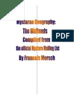 Mystaran Geography - The Midlands