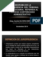Jurisprudencia Tc Sobre Contencioso