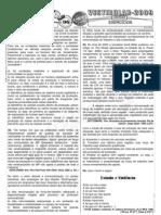 História - Pré-Vestibular Impacto - Sociologia - Exercícios