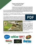Summer CrocFest 2017 Report