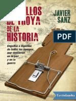 Caballos de Troya de La Historia (Javier Sanz)
