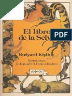 El Libro de La Selva (3)