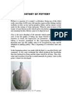 History of Pottery