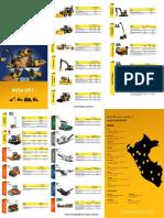 Portafolio Productos - Linea Maquinaria Construcción IPESA