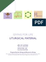 Liturgical Materials