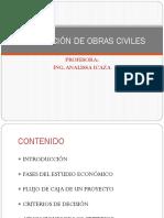 Modulo i y Ii_eval de Obras Civiles