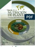 4 r de La Nutrición Planta