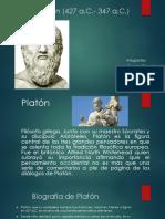 Trabajo de Platón