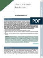 REVALIDA 2017