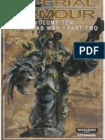 The Horus Heresy Book Three - Extermination Pdf
