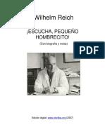 REICH Escucha, hombrecito.pdf