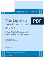 what determine investment in oil sector.pdf