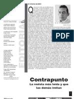 Revista Contra Punto Agosto 2007