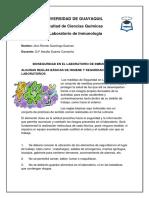 bioseguridad inmunologia