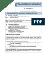 Instrumento Evaluacion CONOCIMIENTO Grua Pto Montt