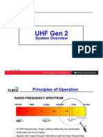 UHF System Overview