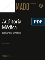 2017 Brochure Diplomado Auditoría Médica Basada en La Evidencia