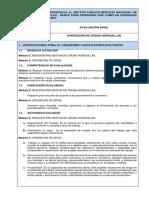 Instrumento Evaluacion EVALUACION FINAL Grua Pto Montt
