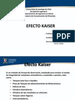 Efecto Kaiser