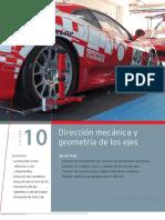 Sistemas de direccion y sus componentes