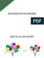 1.6 - Difusion en Polimeros - 2016