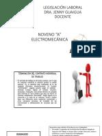TERMINACIÓN DEL CONTRATO LABORAL.pptx