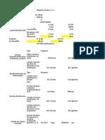 Especificaciones de Maquinas Apila Contenedores Vacios