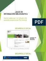 Fuentes Bibliográficas Virtuales CO-822