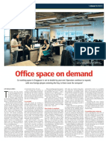 Office Space on Demand