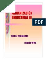 46021- Org. Ind. III- Guía de Problemas