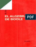Álgebra de Boole - G. Casanova [TECNOS].pdf