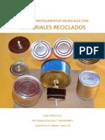 g05 Guia Didactica Reciclash Construir Instrumentoscon Materiales Reciclados