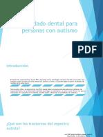 Cuidado Dental Para Personas Con Autismo