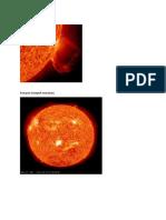 Permukaan Matahari SCIENCE Nini