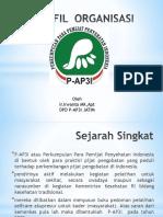 Presentasi  Asosiasi Pengobat Tradisional untuk Mnegurus STPT