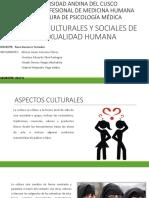 Sexualidad Aspectos Culturales y Sociales