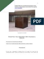 Fried Arte y Objetualidad Presytrad Escaner Cbm 2012 0