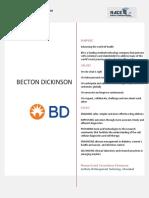008 Becton Dickinson